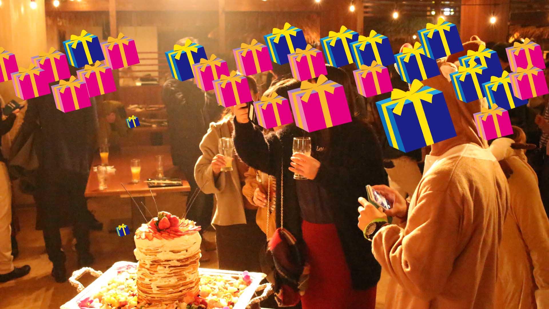 恋活友活クリスマスパーティー~北陸最大級の出会いパーティー イベントシェア株式会社 石川県 富山県 福井県